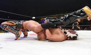 2015-8-16ドラゴンゲート大田区_第3試合②