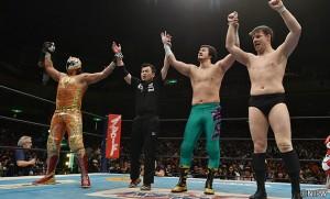 2015-8-16新日本プロレス両国_第1試合