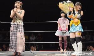 2015-8-8東京女子新木場_第4試合①