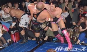 2015-9-14新宿二丁目プロレス17_第8試合