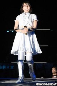 2015-9-22東京女子新宿_デビュー戦に臨む滝川あずさ