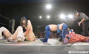 2015-9-22東京女子新宿_第4試合②