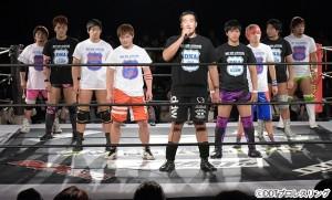2015-9-22DNA9新宿_オープニング