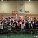 2015-9-27九州プロレス福岡県宗像市・大島中学校体育館大会