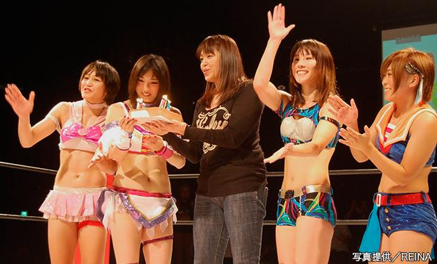 2015-9-27REINA新木場1stRING大会