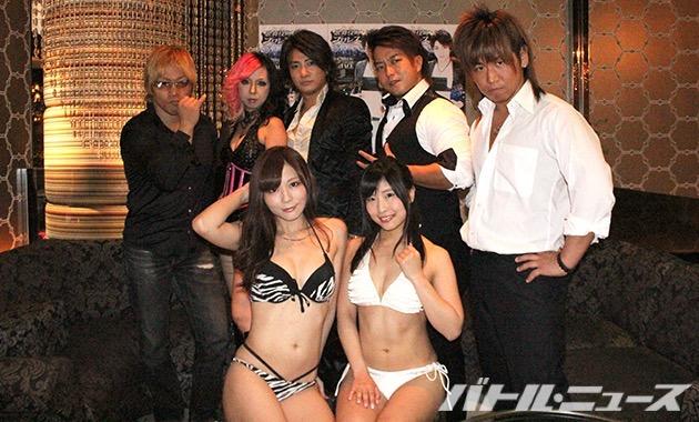 2015-9-30歌舞伎町プロレス会見①