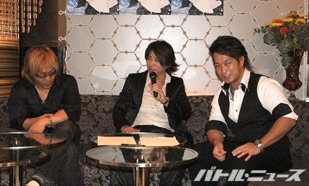 2015-9-30歌舞伎町プロレス会見②