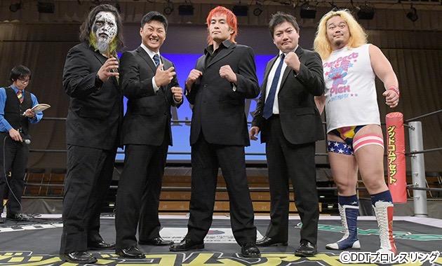 新団体プロレスリングBASARAを旗揚げする元ユニオン戦士