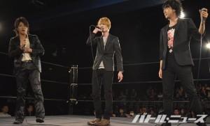 2015-10-20歌舞伎町プロレス新宿大会_オープニング