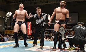 2015-10-24新日本プロレス後楽園_第4試合