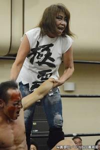 2015-10-4COMBO板橋大会_第1試合