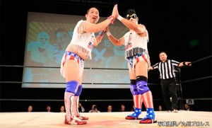 2015-10-7九州プロレス福岡_第2試合