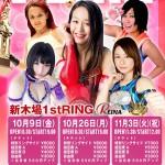 REINA2015年10〜11月大会ポスター