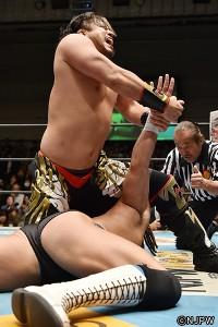 2015-11-1新日本プロレス後楽園_第2試合