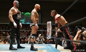 2015-11-1新日本プロレス後楽園_第4試合