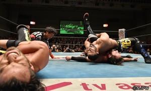 2015-11-1新日本プロレス後楽園_第7試合
