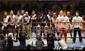 2015-11-23全日本プロレス後楽園_最強タッグ入場式