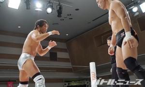 2015-11-7ハードヒット横浜ラジアント_第8試合①