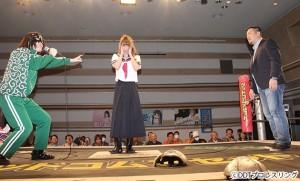 2015-11-7東京女子ラジアント_オープング②