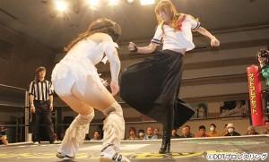 2015-11-7東京女子ラジアント_第3試合