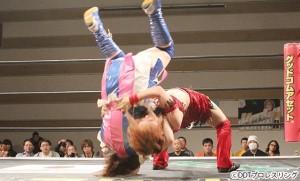 2015-11-7東京女子ラジアント_第4試合③