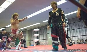 2015-12-13ヒートアップ名古屋_アミーゴがCHANGOに対戦要求