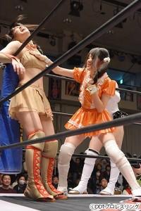 2016-01-04東京女子プロレス後楽園_第3試合