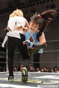 2016-01-04東京女子プロレス後楽園_第5試合