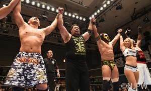 2016-01-05新日本プロレス後楽園ホール_第4試合