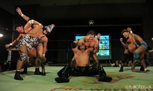 2016-03-27九州プロレス_第5試合