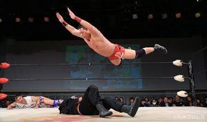 2016-04-17九州プロレス_第2試合