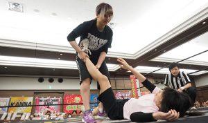 2016-06-15東京女子_エキシビジョン