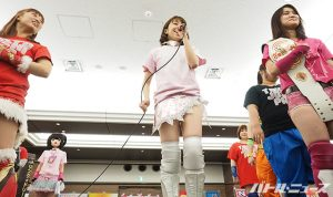 2016-06-15東京女子_オープニング