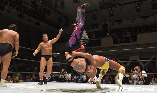 """W-1: Resultados """"Pro Wrestling Masters"""" 26/07/2017 La reunión de las grandes leyendas del Pro Wrestling japonés 11"""
