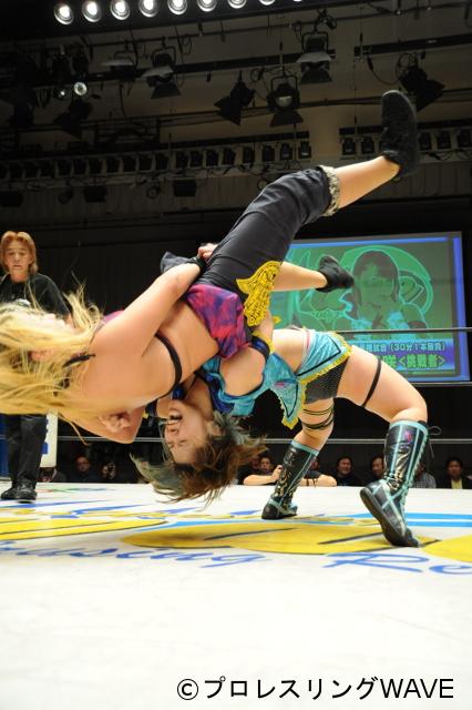 "Pro Wrestling WAVE: Resultados ""Saint October 2017"" 09/10/2017 Misaki Ohata conquista el Regina di WAVE 6"