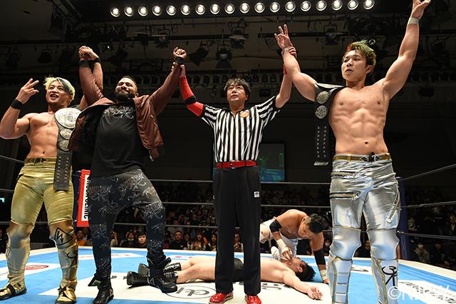 日本 結果 新 プロレス