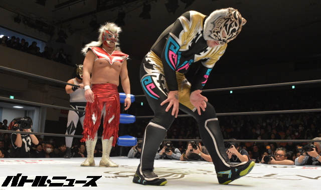 "W-1/Keiji Mutoh: Resultados ""Pro Wrestling Masters 3"" 2"