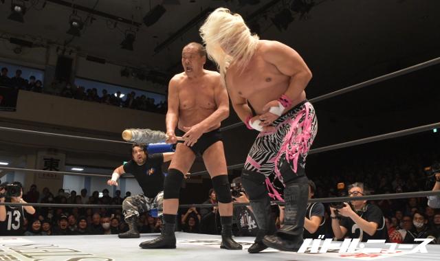 "W-1/Keiji Mutoh: Resultados ""Pro Wrestling Masters 3"" 3"