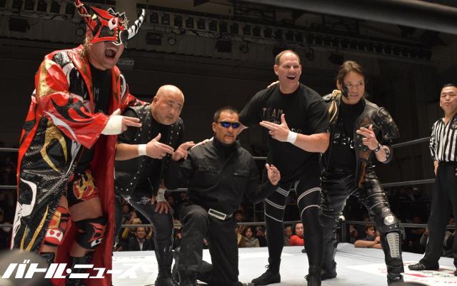 "W-1/Keiji Mutoh: Resultados ""Pro Wrestling Masters 3"" 5"