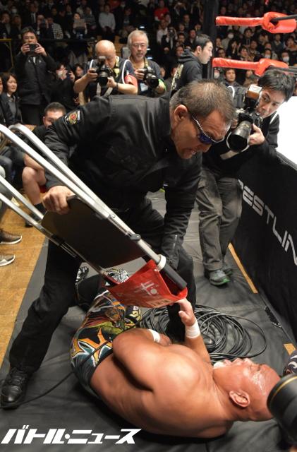 "W-1/Keiji Mutoh: Resultados ""Pro Wrestling Masters 3"" 7"