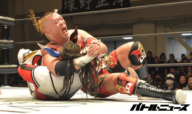 "W-1/Keiji Mutoh: Resultados ""Pro Wrestling Masters 3"" 6"