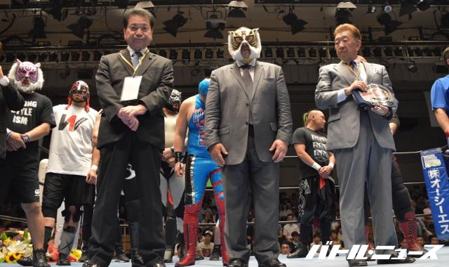 "RJPW:""World Maskedmen Tournament"" Inicia la competencia 4"