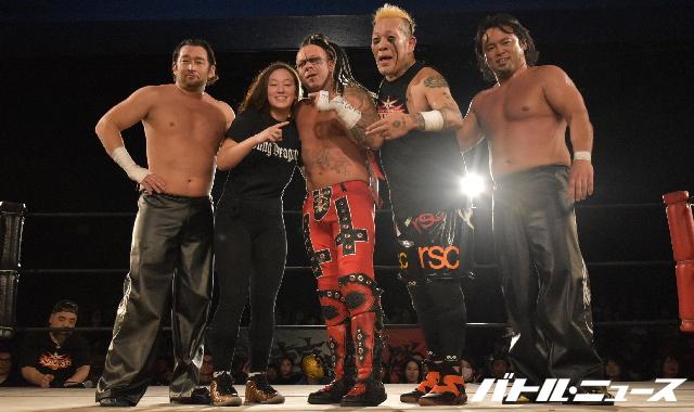 """""""WCW戦士""""ジミー・ヤンとシャノン・ムーアが新宿に降臨 ..."""