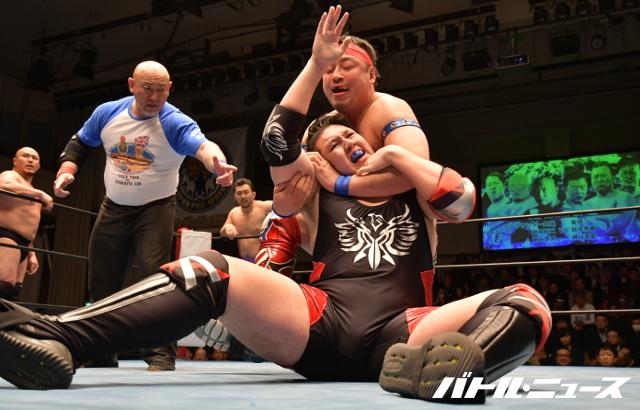 "RJPW: ""Dynamite Kid Memorial Box Office"" Tommy vuelve a Japón 4"