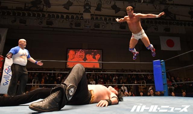 "RJPW: ""Dynamite Kid Memorial Box Office"" Tommy vuelve a Japón 6"