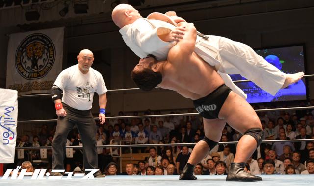"""RJPW: """"Strong Style PW Vol. 2"""" Fujita y Kashin dictan condiciones 4"""