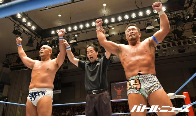 """AJPW: """"Atsushi Aoki Memorial Convention"""" recordando al amigo que partió 6"""