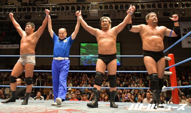 """AJPW: """"Atsushi Aoki Memorial Convention"""" recordando al amigo que partió 7"""
