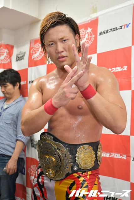 "AJPW: ""Summer Explosion 2019"" Miyahara logra 7 defensas 7"