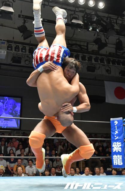"RJPW: ""Strong Style Pro Wrestling Vol. 3"" Fujita y Okamoto se coronan 5"